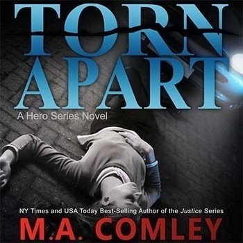 Torn Apart - A gritty, distorted soundtrack works for this urban set crime thriller. The use of sirens and car sounds further paint the picture of inner city drama. Contact us today to discuss your audio book's theme music!