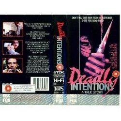 DEADLY INTENTIONS (1985) on DVD. Stars Michael Biehn