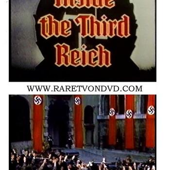 INSIDE THE THIRD REICH (1982) A 3-Part ABC TV Mini-Series.Rutger Hauer