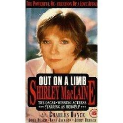 Out On A Limb (1987) Shirley MacLaine. Rare!