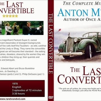 THE LAST CONVERTIBLE (1979) Perry King, Bruce Boxleitner