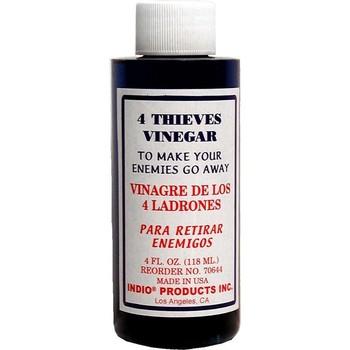Blue 4 Thieves Vinegar