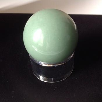Aventurine - Green Sphere