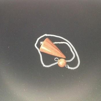 Goldstone Cone Pendulum