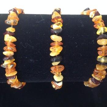 Amber - Baby Bracelet
