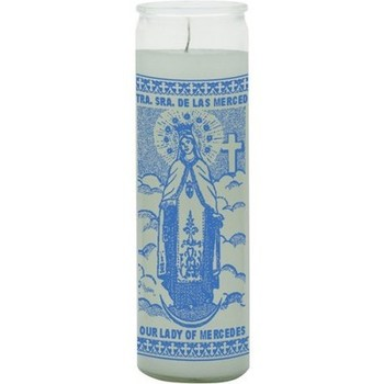 Our Lady of Mercedes Candle