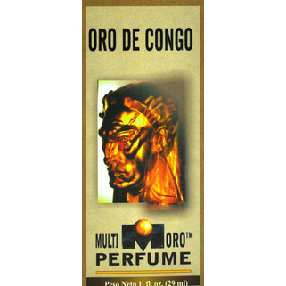 Congo Gold Perfume