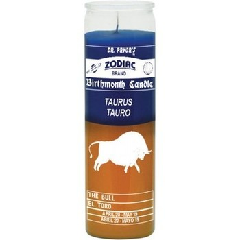 Taurus Birth Sign Candle
