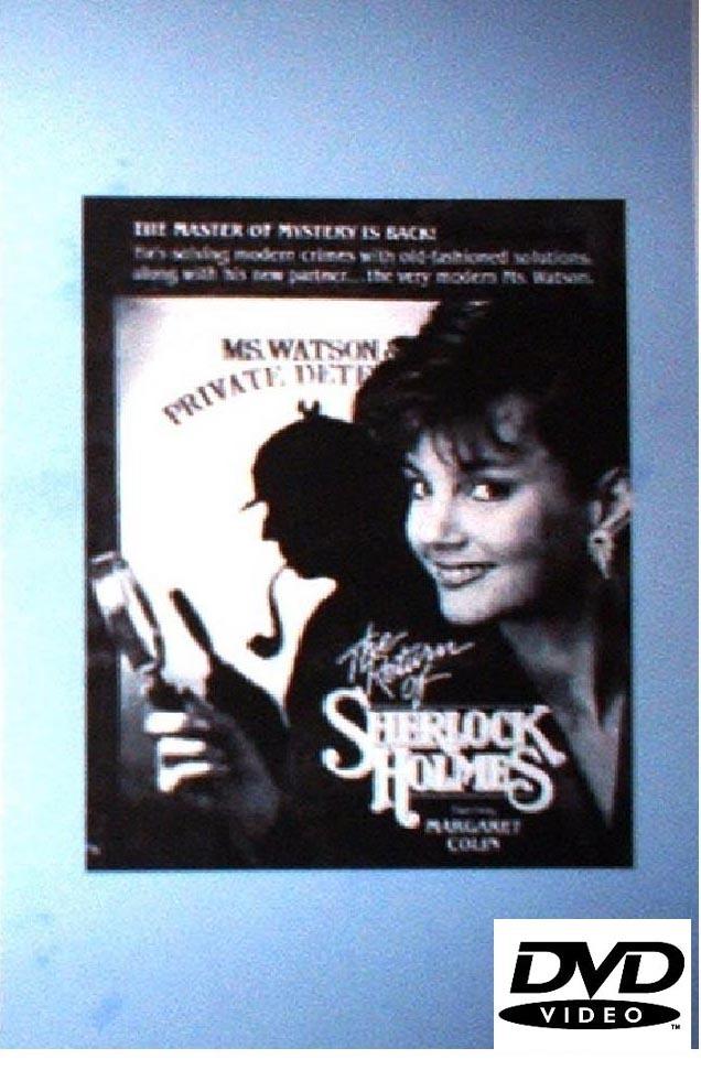 The Return of Sherlock Holmes by Arthur Conan Doyle (1982, Cassette,...