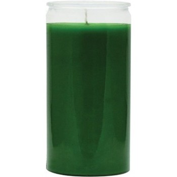 Green 14 Day Candle