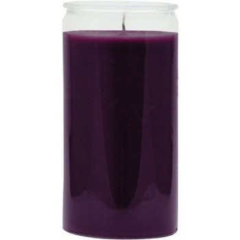 Purple 14 Day Candle