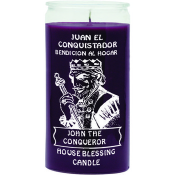 High John the Conqueror 14 Day Candle