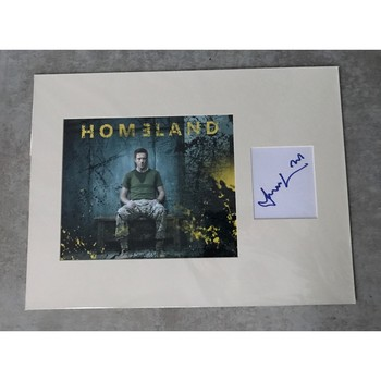 Damian Lewis Autograph - Homeland Photo