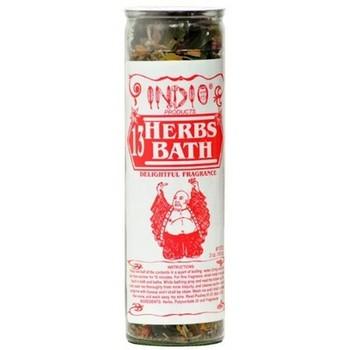 Bath Herbs Envelopes & Jars