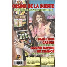 Fast Luck Casino Bath Herbs Envelope