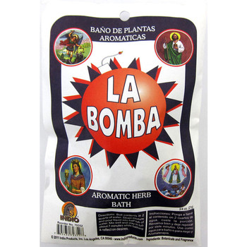 La Bomba Bath Herbs Envelope