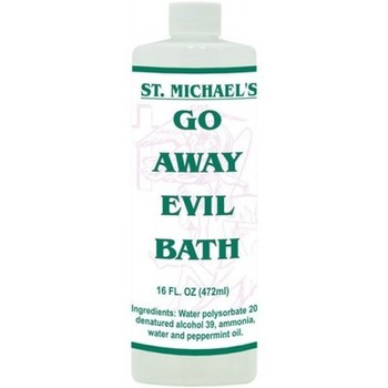 Saint Michael Go Away Evil Bath & Floor Wash