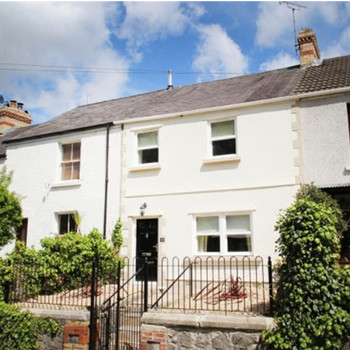 Holiday cottage in Mumbles