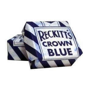 Reckitts Crown Blue Block