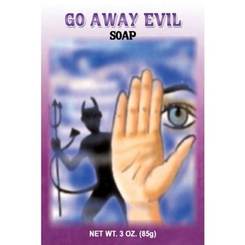 Go Away Evil Soap
