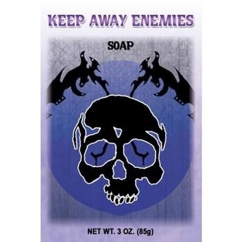 Keep Away Enemies Soap