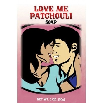 Love Me Patchouli Soap
