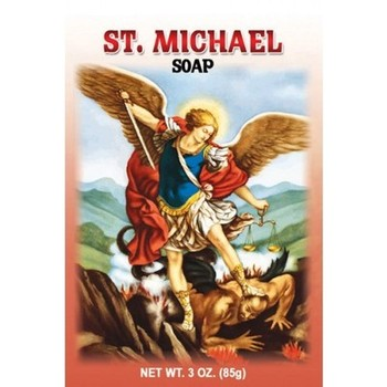 Saint Michael Soap