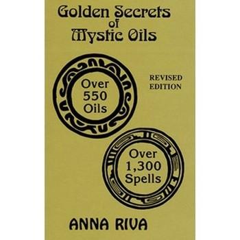 Golden Secrets of Mystic Oils Book