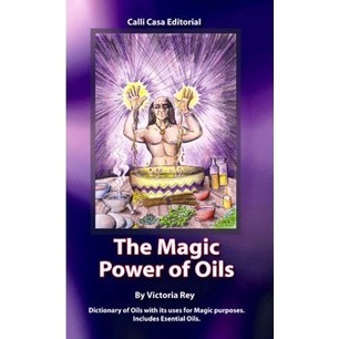 Magic Power Of Oils Book