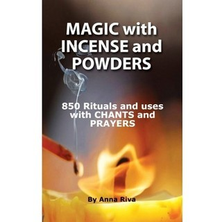 Magic with Incense & Powders Book