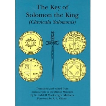 The Key Of Solomon The King Book
