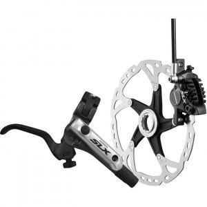 Shimano SLX BR-M675 I-spec B disc brake