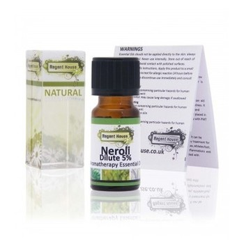 Neroli Dilute 5% Essential Oil