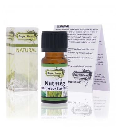 Nutmeg Essential Oil | UK Powerfulhand com