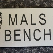 BENCH SIGNS