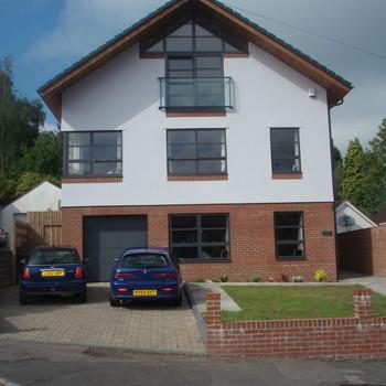 New house in Radyr