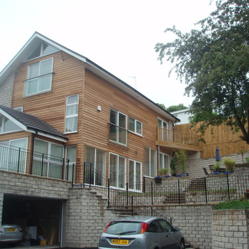 New house in the Vale of Glamorgan