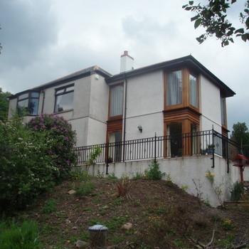 Refurbishment of a house