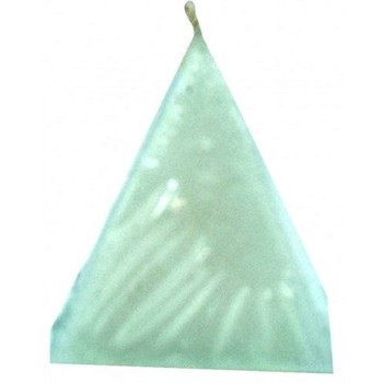 White Pyramid Candle