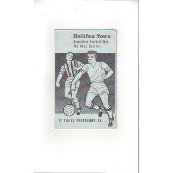 1960's League & Cup Football Programmes