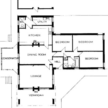 New House in Bridgend