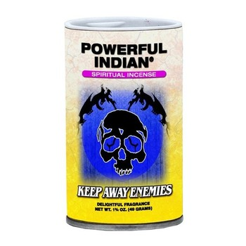 Keep Away Enemies Incense Tin