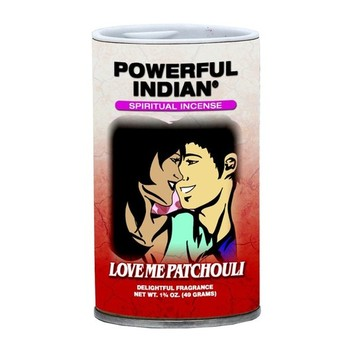 Love Me Patchouli Incense Powder