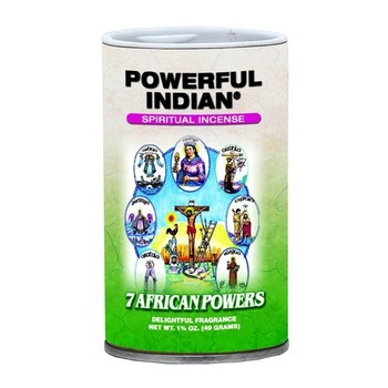 7 African Powers Incense Powder