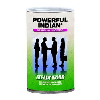 Steady Work Incense Powder