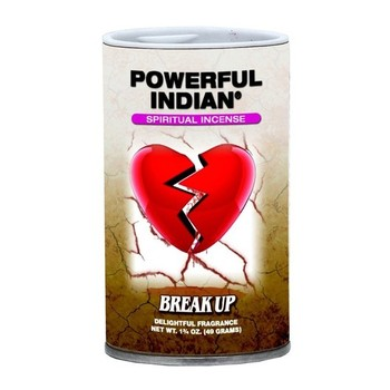 Break Up Incense Powder
