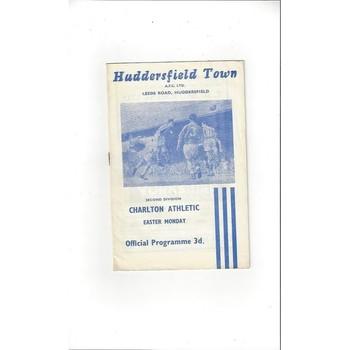 Charlton Athletic Football Programmes