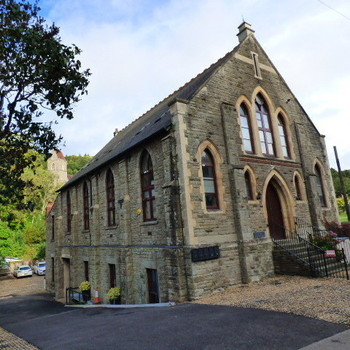 Apartment 2, The Old Methodist Chapel, Central Lydbrook, Lydbrook GL17 9PP