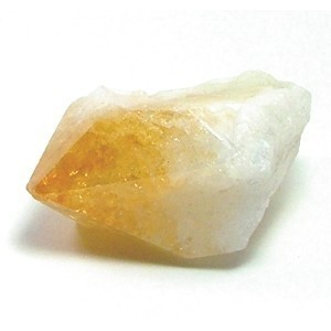 Citrine Point Rough Crystal