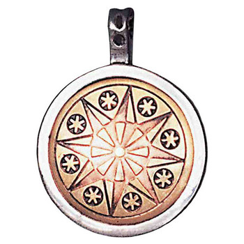 Earth-Star Flower Magical Talisman (MT9)